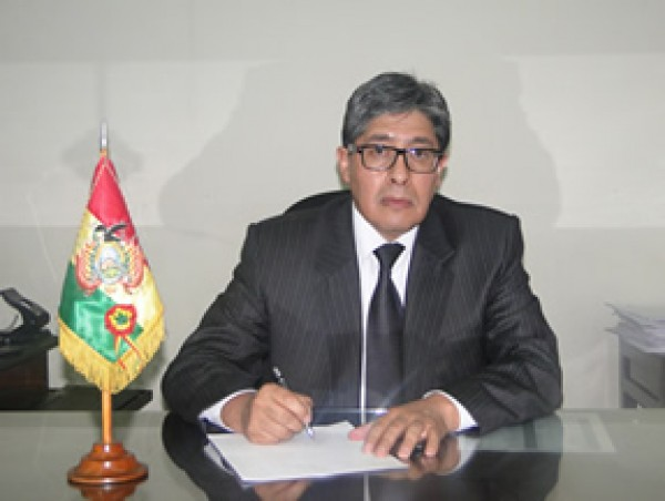 Viceministro Harley Rodriguez